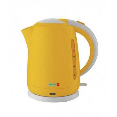 SCANFROST Yellow Kettle