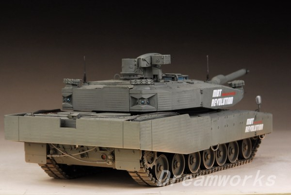 Leopard 2 Revolution 1 Tiger Models