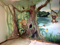 Dreamworld Creations, wall murals Edinburgh, mural art ...