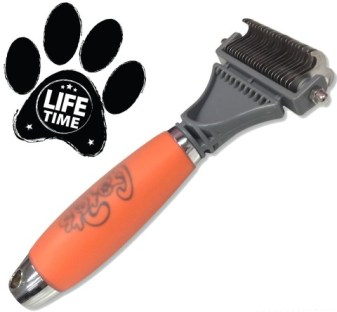 Dematting Comb for Labradoodles