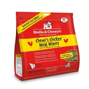 Stella and Chewys Chicken Meal Toppers for Dogs