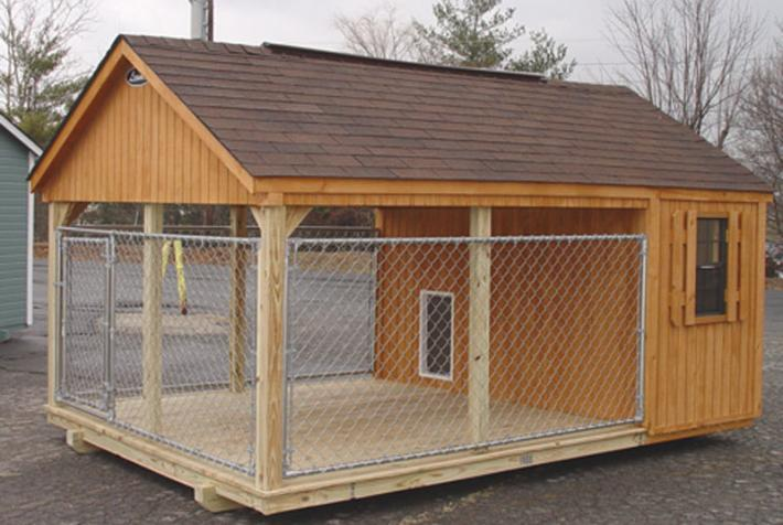 Diy dog houses dog house plans aussiedoodle and for Breeding kennel designs