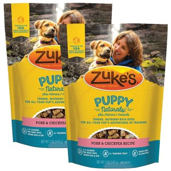 Zukes Natural Puppy Treats
