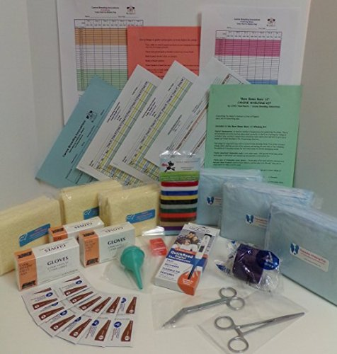 Whelping Supply Kit for Dog Breeders