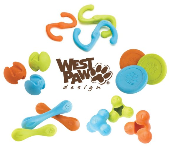 West Paw ZogoFlex Dog Toys
