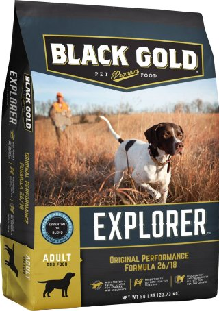 Black Gold Explorer Dog Food on Chewy.com