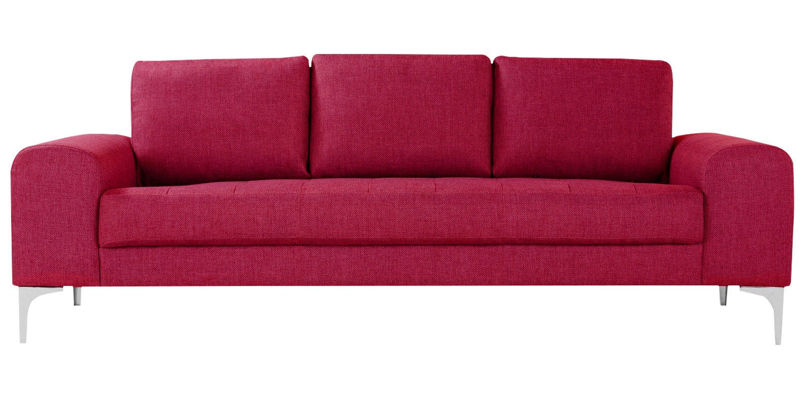 sofa set online shopping stand stunning three seater in pink colour dreamzz