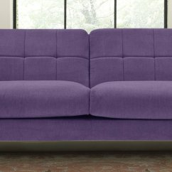 Sofa 1 Seater Sack Bean Bag 3 Grenola Two In Purple Colour Dreamzz