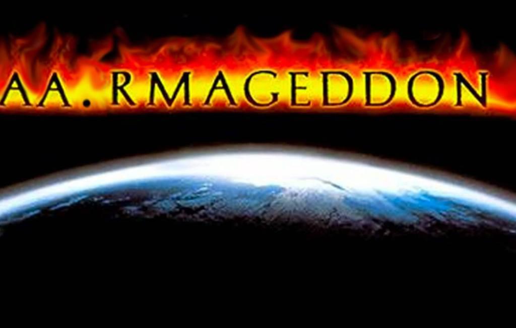 Aarmageddon last SHOW