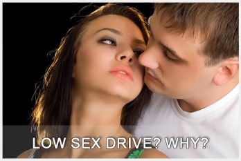 Low Sex Drive, testosterone