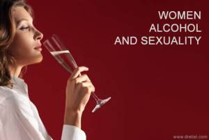 Women, Alcohol and Sexuality Image