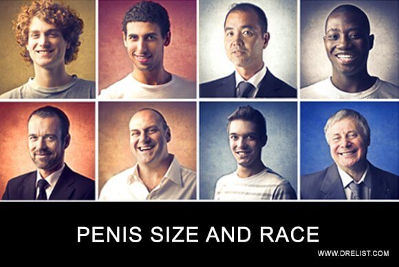 Penis Size And Race
