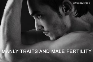 The Link Between Manly Traits And Male Fertility image