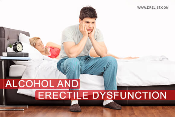 Alcohol And Erectile Dysfunction Image