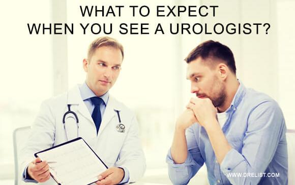 What To Expect When You See A Urologist? Image