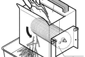 44枚の丸刃がネギを引き込むようにしてカット(1.5mm・2.5mm仕様)