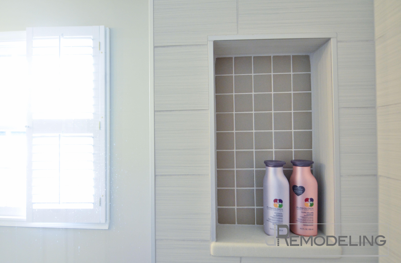 https www dremodeling com blog using metal tile edge trim in modern bathrooms