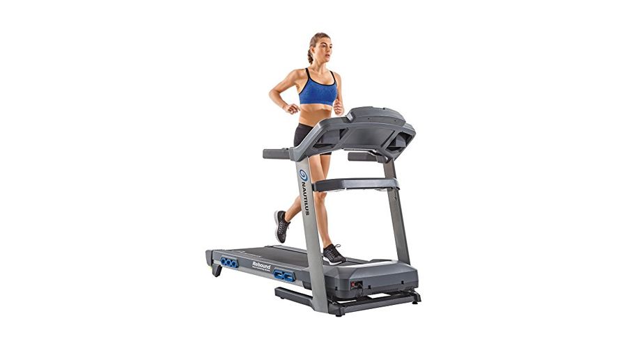 Nautilus T618 {REVIEW} Treadmill Machine│Drench Health