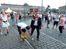 Theaterplatz Stadtfest Dresden
