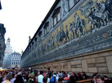 Fürstenzug Stadtfest Dresden