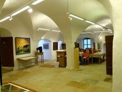 Bildergalerie im Gewölbe
