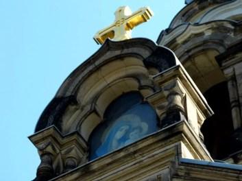 Goldenes Kreuz Kirche Dresden