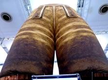 Große Lederhose