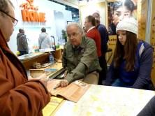 Informieren auf der Reisemesse