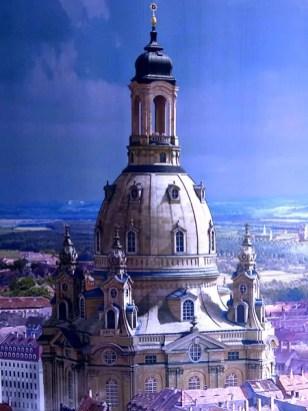 Frauenkirche im Panometer