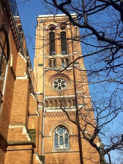 Theaterruine Turm
