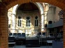 Theaterruine Innenraum