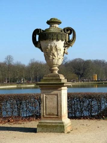 Statue im Großen Garten