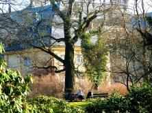 Kleines Häuschen im Großen Garten