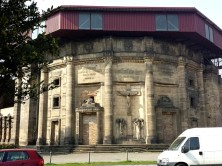 Zionskirche Straßenansicht