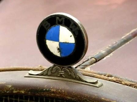 Altes BMW Emblem