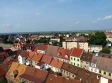 Tag der Sachsen 2014 Blick über die Dächer