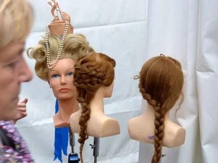 Tag der Sachsen 2014 Frisuren