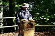 Ausflugsziel Bastei und Felsenburg Neurathen in der Sächsischen Schweiz Spielmann