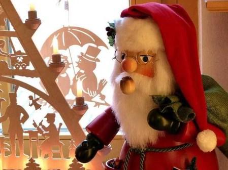 Weihnachten in der Spielzeugstadt Seiffen Bild 4