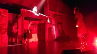 Aschenbrödel Musical - schönes Licht