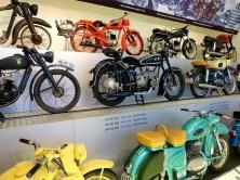 Ausstellung Motorräder IFA und MZ