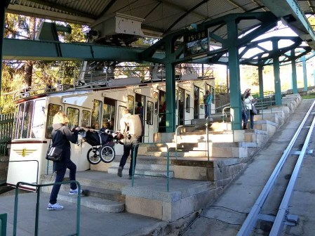 Schwebebahn Dresden Bahnhof
