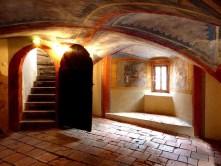 Weinkeller Burg Kriebstein