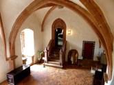 Burg Kriebstein von Innen