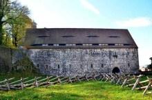 Außengelände Burg Stolpen