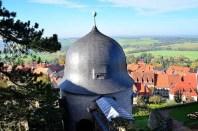 Kuppel kleiner Turm