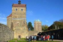 Burg Stolpen Führung