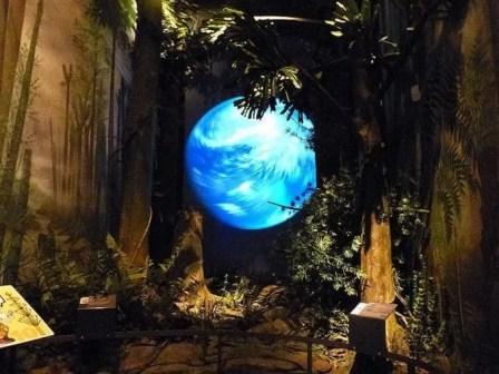 Bergbaumuseum Ausstellung