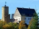 Burg Scharfenstein Seitenansicht