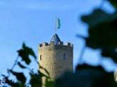 Turm Burg Scharfenstein